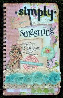 my first junk journal