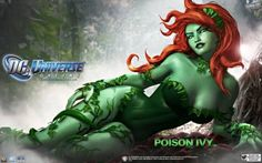 The hottest images and pictures of Poison Ivy, ranked by diehard fans. Drawing Poison Ivy has always brought out the best in artists. Poison Ivy Comic, Dc Poison Ivy, Poison Ivy Dc Comics, Poison Ivy Batman, Poison Ivy Cosplay, Poison Ivy Costumes, Poison Ivy Character, Comic Character, Univers Marvel
