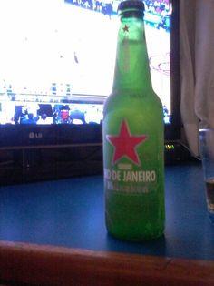 #beer #cerveja #riodejaneiro #heinekengelada #heineken