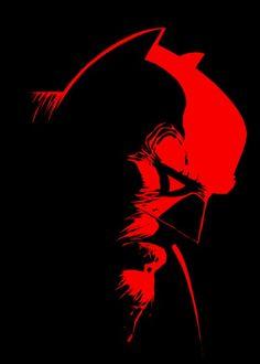 BATMAN by •Frank Miller