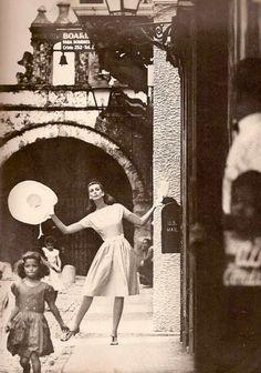 Vogue fashion, 1959