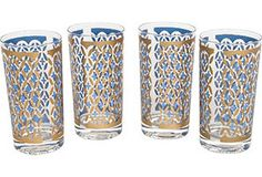 love these glasses... actually all moroccan glasses