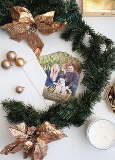 Christmas Card Perfection #HowWeHoliday