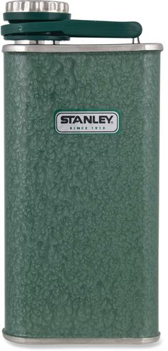 A classic flask for a classic type of guy. Stanley Nineteen13 Stainless-Steel Flask - 8 fl. oz.