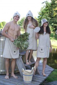Saunový kilt vám spríjemní pobyt v saune. Bucket Hat, Fashion, Moda, Bob, Fashion Styles, Fashion Illustrations, Panama