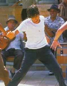 Diego Luna - Dirty Dancing: Havana Nights <3