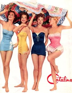 Catalina-Swimwear one of the oldest manufactures of swimware
