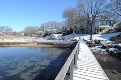 Deep water dock! 14 Skiff Ln, Stonington, CT - Offered by Edward Hillyer - http://www.raveis.com/mls/E263648/14skiffln_stonington_ct#