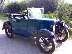 1934 Austin 7 PD Tourer