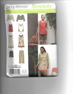 Simplicity 2975 by CraftingMoose on Etsy