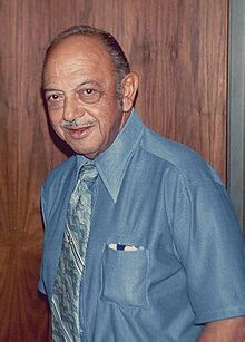 Mel Blanc (5/30/08 - 7/10/89) American voice actor and comedian, best remembered as the voice of Bugs Bunny, Daffy Duck, Porky Pig, Tweety Bird, Sylvester the Cat, Yosemite Sam, Foghorn Leghorn and others.