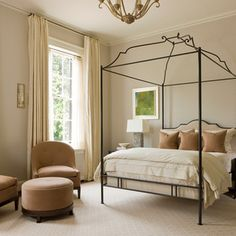 Georgetown Residence - traditional - Bedroom - Dc Metro - Rill Architects