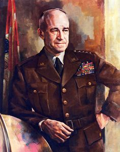 bio of Omar Nelson Bradley (February 12, 1893 – April 8, 1981) was a senior U.S. Army field commander in North Africa and Europe during World War II, and a General of the Army in the United States Army. He was the last surviving five-star commissioned officer of the United States and the first general to be selected Chairman of the Joint Chiefs of Staff.