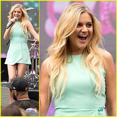 Kelsea Ballerini Performs At RDMAs Pre-Show Festival – See The Pics!