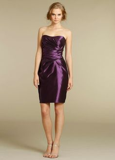 hitapr.net short purple bridesmaid dresses (06) #purpledresses