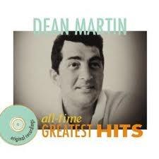Dean Martin crooning