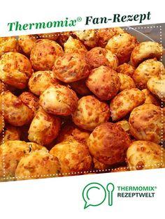 Pizza-Bällchen von Marmäladnamerla. Ein Thermomix ® Rezept aus der Kategorie Backen herzhaft auf www.rezeptwelt.de, der Thermomix ® Community.
