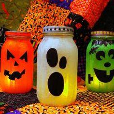 40+ Mason Jar Crafts & DIY Project Ideas - Lights, Oil Lanterns, Candles