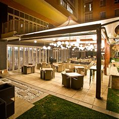 Terrace at Protea Hotel Fire & Ice! Melrose Arch, Need To Meet, Fire And Ice, Terrace, Deck, Big, Image, Balcony, Patio