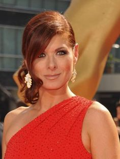 Debra Messing at event of The 61st Primetime Emmy Awards (2009)