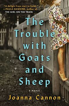 Resultado de imagen de the trouble with goats and sheep portadas