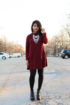1 dress, 3 valentine's outfits - The color palette a lifestyle, fashion & beauty blog