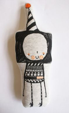 Ralph Raddish Soft Toy is one of my absolute favs | $27 at Smitten for the Wee Generation