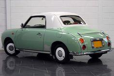 1991 Nissan Figaro - 1.0T Convertible Auto  