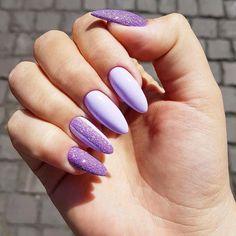 Cotton Candy Gel Polish & Mermaid Effect Neon Lila. _________________________ Foto: Pielęgnacja, makijaż i styl życia https://www.facebook.com/paaatriziaa/ #nails #nail #nailsart #indigonails #indigo #hotnails #summernails #springnails #omgnails #amazingnails #inspiration #effectnails #effect #pastelnails #pastel #magicnails #mermaideffect #neonlila #efektsyrenki #syrenka