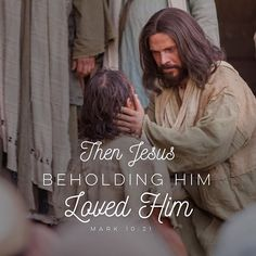 He loves you. #ldsconf #lds #mormon #christian #sharegoodness #armyofhelaman #helaman