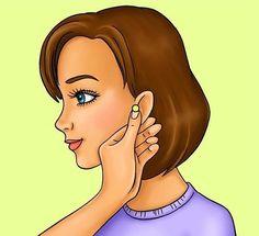 5 точек на теле для массажа, которые избавят вас от лишнего веса! | Женская страничка