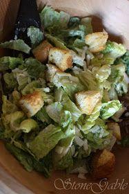 StoneGable: StoneGable Caesar Salad