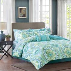Madison Park Essentials Orissa Comforter Set/