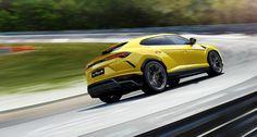 Por fin el Lamborghini Urus
