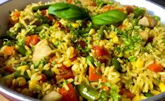 Dania jednogarnkowe - Blog z apetytem Penne, Fried Rice, Fries, Food And Drink, Chinese, Ethnic Recipes, Fitness, Diet, Kaftan