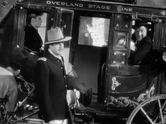 John Wayne - Stagecoach (1939)