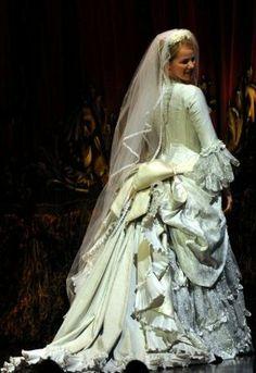42 Best Costuming Christine Daae Wedding Dress Images Phantom Of
