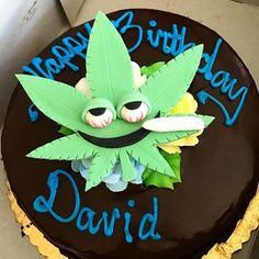 Wonderful Photo of Marijuana Birthday Cake . Marijuana Birthday Cake Weed Fondant Cake Topper For 6 Cake Stoner Gift Etsy Funny Cake Toppers, Fondant Cake Toppers, Cake Decorating With Fondant, Birthday Cake Decorating, 21st Birthday Cakes, Birthday Wishes, Birthday Ideas, Happy Birthday, Pear Cake