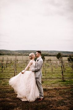 This vineyard wedding features a cozy reception + intimate ceremony we're lo… This vineyard wedding offers a cozy reception and an intimate ceremony that we love image of Nadine Berns Ethereal Wedding, Elegant Wedding, Wedding Blog, Wedding Photos, Wedding Venues, Dream Wedding, Wedding Colors, Wedding Styles, Romantic Curls