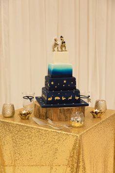 All Decor and Styling provided by Crow Hill Weddings. Fresh Flowers provided by Roxanne at Lily Blossom and Wedding Cake provided by Oliver James Sugarcraft. Wow Factor, Gold Stars, Fresh Flowers, Crow, Wedding Cakes, Lily, Weddings, Desserts, Decor