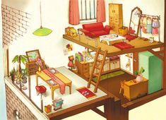 Blippo Kawaii Shop Awesome Otaku Asian Lover Room