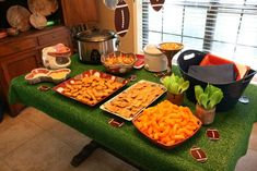 Football Birthday Party Ideas | Photo 3 of 11 | Catch My Party