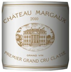 Grand vin / Chateau Margaux