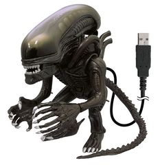 Cool Gadgets   Latest Cool Gadgets Blog – usb alien- in your cubicle, noone can ...