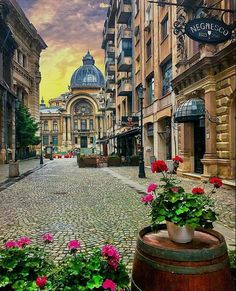 Things to do in Bucharest. Romania is a member of the European Union (they were accepted on January and Bucharest is a centre for culture and entertainment. World Cities, Best Cities, Visit Romania, Romania Travel, Destinations, Bucharest Romania, Voyage Europe, Europe Europe, Beautiful Morning