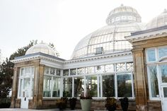 Allan Gardens Conservatory in Toronto - Westerly