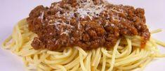 Den hemmelige, hjemmelavede kødsovs til spaghetti | Stjerneskud opskrifter