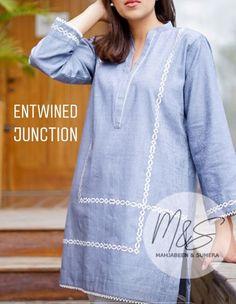 Stylish Dress Designs, Designs For Dresses, Stylish Dresses, Casual Dresses, Simple Pakistani Dresses, Pakistani Fashion Casual, Pakistani Dress Design, Pakistani Outfits, Baby Dress Design