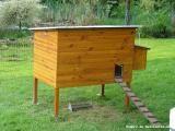 Gallinette® Elevage de poules et d'animaux de basse-cour - Plan pour construire un petit poulailler
