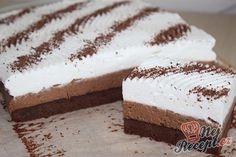 Pastry Cook, Cake Recipes, Dessert Recipes, Blondie Brownies, Cake Brownies, Cooking Cake, Easy Cake Decorating, Hungarian Recipes, Sweets Cake